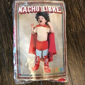 Other - Nacho Libre Toddler Costume size: 2T